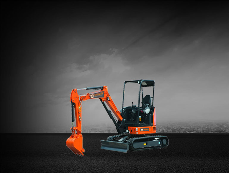 Mini Excavators Hire