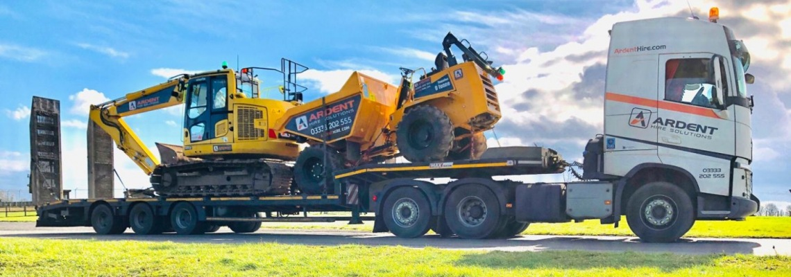 How To Offer An Industry Leading Plant Hire Service