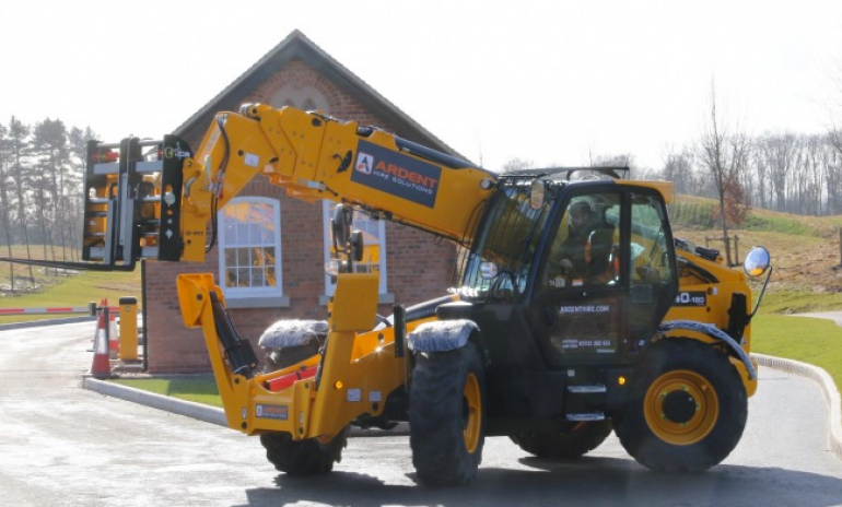 Benefits of a Telehandler