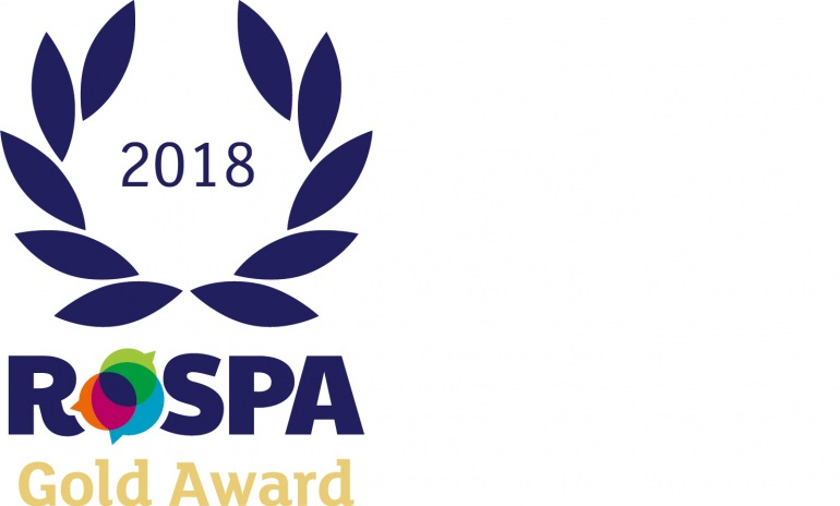 Ardent handed RoSPA Gold Award for health and safety practices