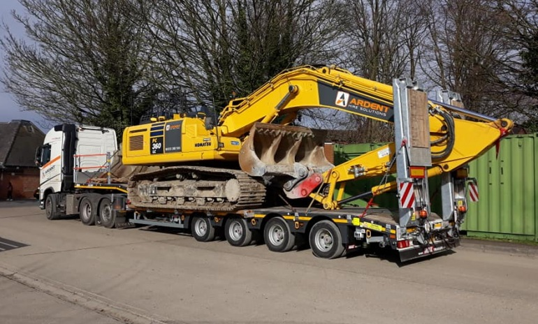 Last Minute Plant Hire Problems on Site? – No Worries with Ardent