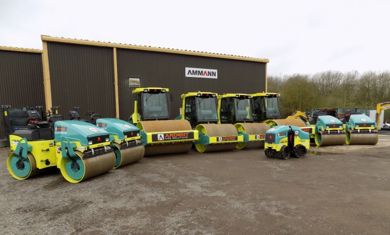 Compaction Roller Hire: The Options