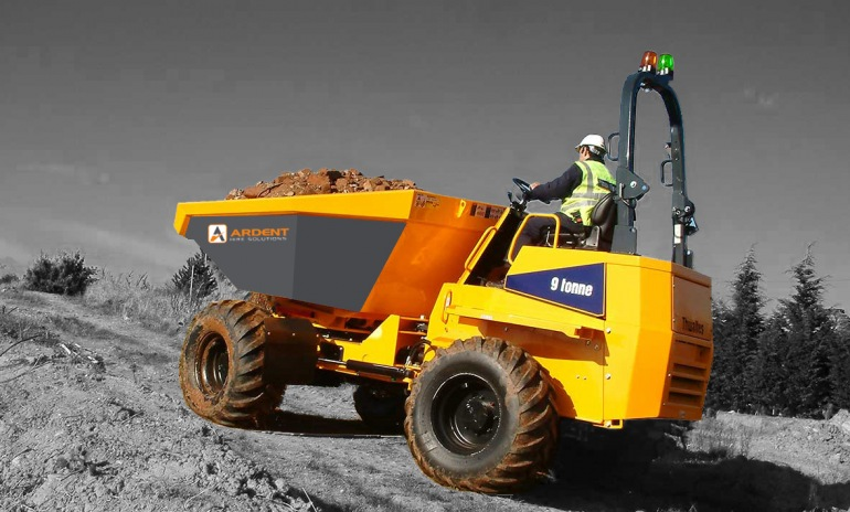 How to Use A Dumper Truck in Construction Projects