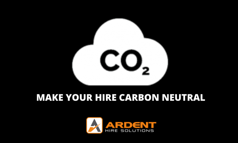 Ardent Offers Carbon Neutral Hires