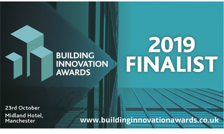 Ardent's 'Site Manager' shortlisted for 2019 Building Innovation Awards.