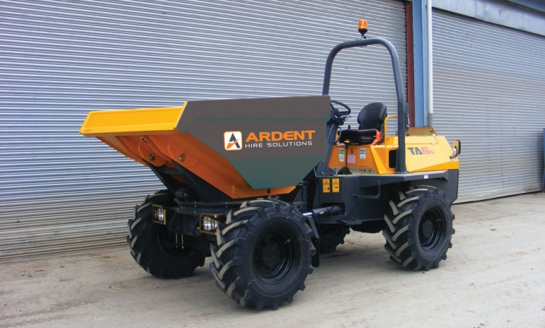 Dumper Hire – Solve Your Construction Crisis