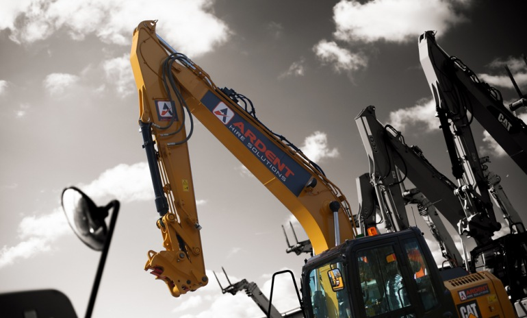 Top 5 Plant Hire Excavators