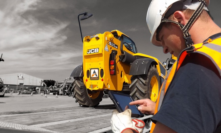 Plant Hire: On-Site Familiarisation
