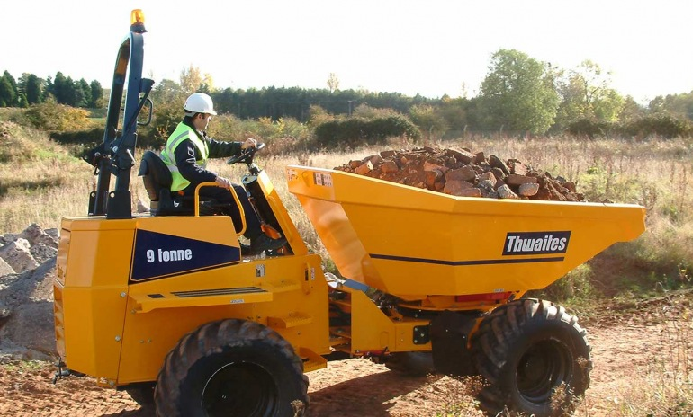 Thwaites Dumpers from Ardent