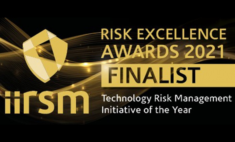 Ardent Hire Solutions is shortlisted as a finalist in the IIRSM Risk Excellence Awards 2021: Technology Risk Management Initiative of the Year.