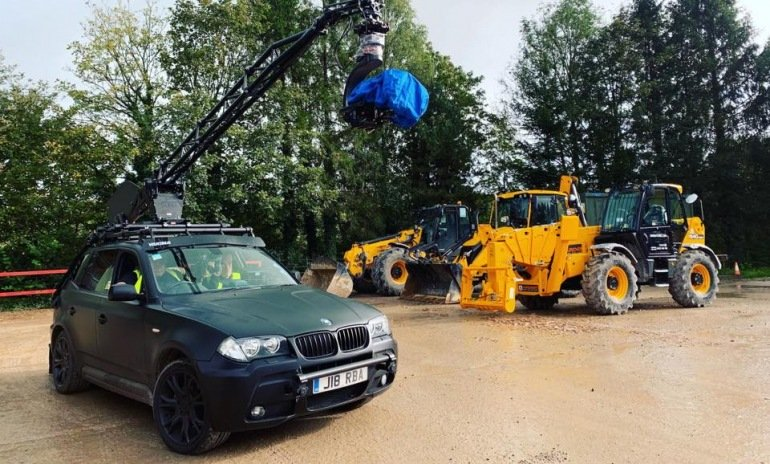 Why Telehandlers are a must-have in the film industry