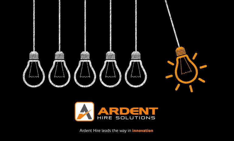 Ardent Hire leads the way in innovation