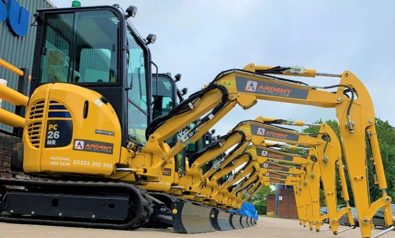 How to choose the right excavator for you?