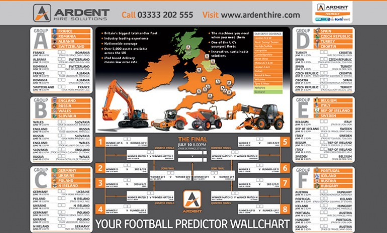 Kick off a summer of fantastic football with Ardent!