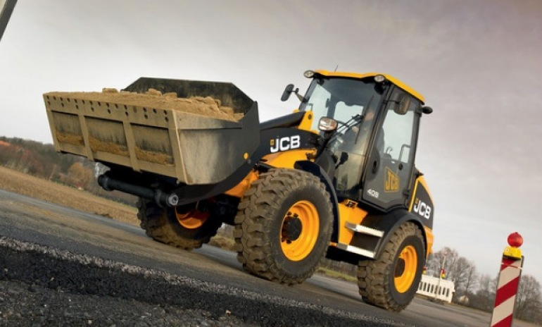 Benefits of Wheeled Loaders