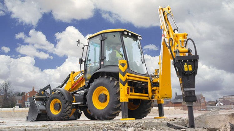 JCB 3CX ECO Sitemaster Backhoe Loader