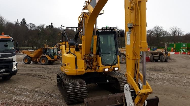 Plant Hire & Leasing | Excavators Hire, Online, UK | Ardent Hire