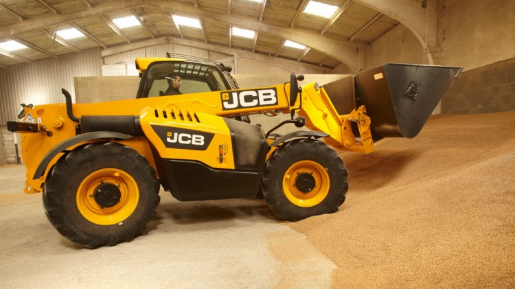 JCB 531-70 Agri  For Sale