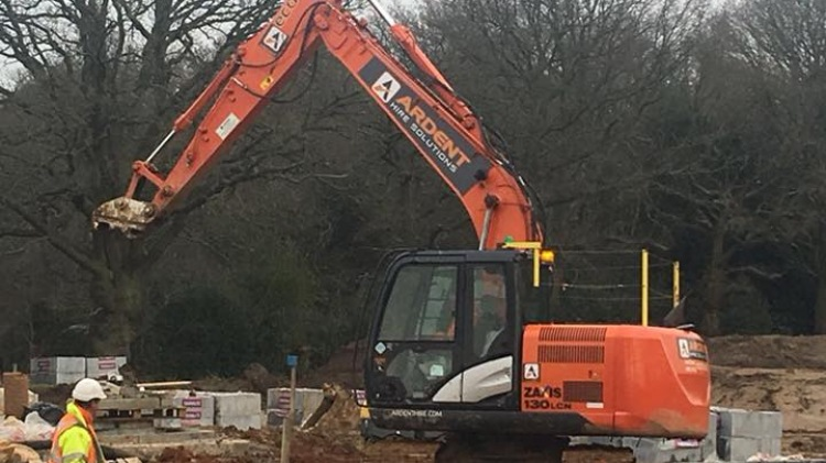 Hitachi ZX130 LCN-5  For Sale