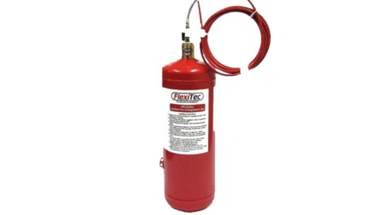 Fire Suppression Units