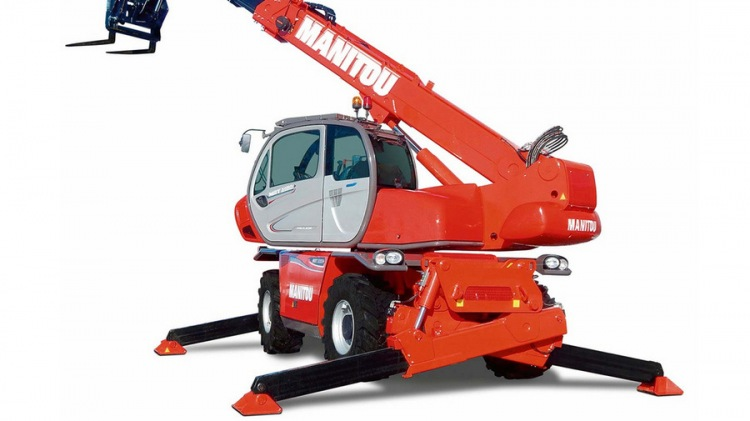 Manitou MRT2150 Privilege Plus ST4