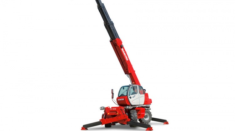 Manitou MRT2540 Privilege Plus ST4