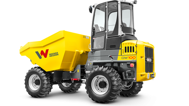Wacker Neuson DW100  For Sale