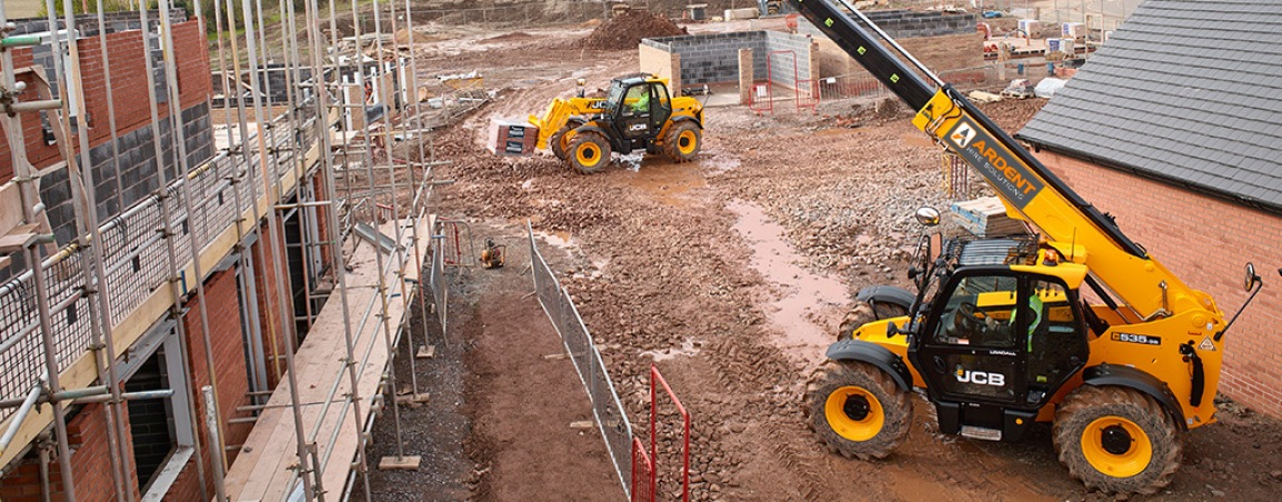Plant Hire & Sales  | Housing Sector, Online, UK | Ardent Hire