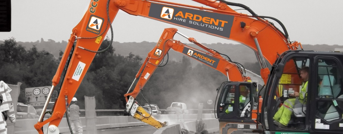 Plant Hire & Sales  | Utilities Sector, Online, UK | Ardent Hire