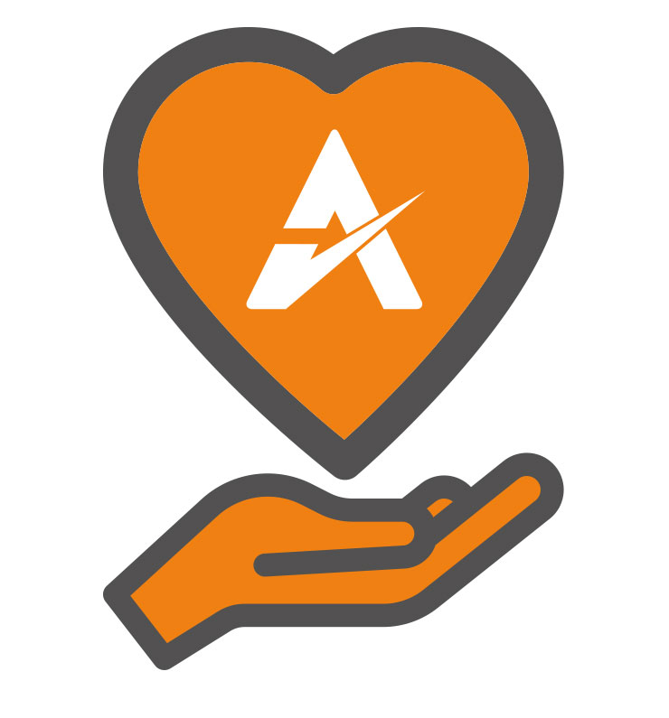 Ardent Charity Logo