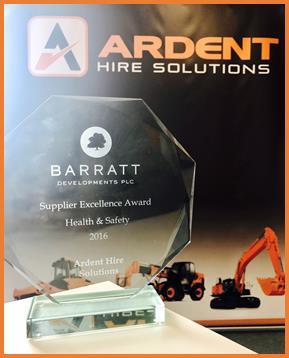 Ardent Award